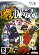 The legend of the dragon wii