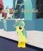 Minister Spindle