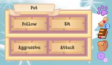 LOE OSE09 Pet GUI