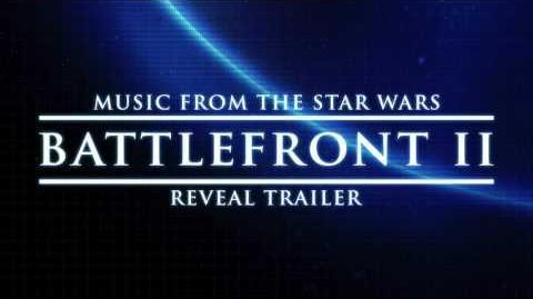 Star Wars Battlefront 2 - Reveal Trailer Music