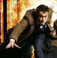 Doctor runs