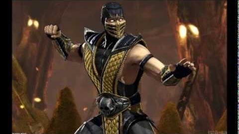 Let the Scorpion Rise LOTM style