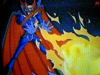 Myotismon block fire