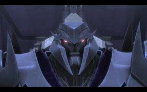 Megatron awakens