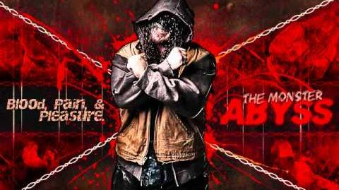 """TNA Abyss Theme Song """"Blackhole"""""""