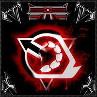 Brotherhood of nod helghast fusion logo by bioclonex-d63nb34