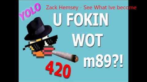 MLG Flappy Bird 420 Theme Extended (Zack Hemsey - See What Ive Become)