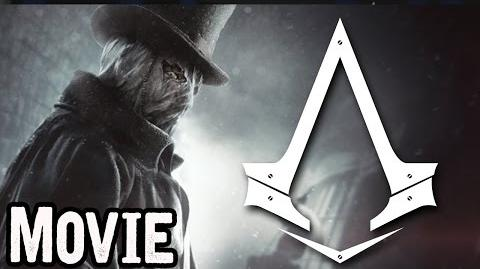 Assassin's Creed Syndicate Jack The Ripper All Cutscenes (Game Movie)