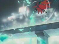 Myotismon successful defense super