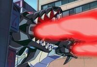 Galvatron two dragon attack