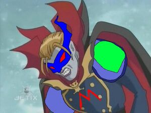 Myotismon who dares super