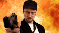 Nostalgia critic stick em up