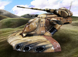Tanktrade federation tank compositions by stararts2000-d6a6a37