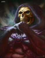 Skeletor by immarart-d63jc0w