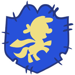 Cutie Mark Crusaders logo