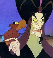 Jafar angry