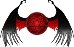 Fallen angel logo 1 5 by supersonix07-d30hgzq