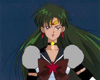 Sailor pluto fan art eternal