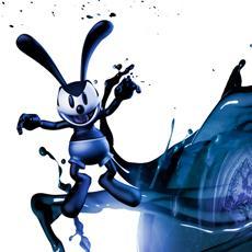Oswald magic paint