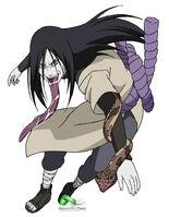 Orochimaru blah