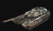 Russian T95 Main Battle tank