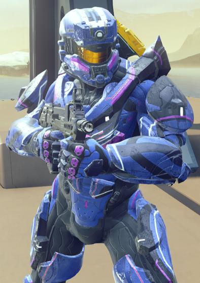 Agent Michigan Halo 5
