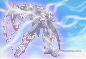 Galvatron ready attack or power up
