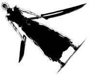Zangetsu Shikai Version 3