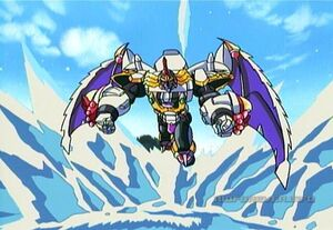 Galvatron charge 2