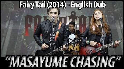 """Masayume Chasing"" (English Dub)"