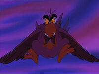 Iago pissed off