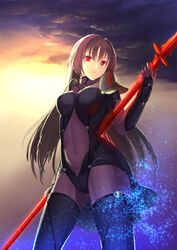 Scathach fate grand order and fate series drawn by ccjn sample-43a5537cb7a4a60f4007126ec9104d48