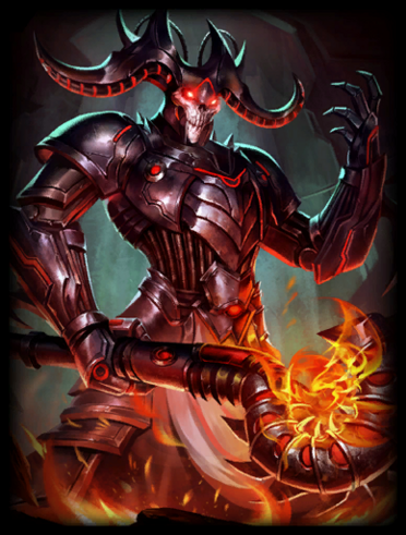 T Hades DarkCyber Card