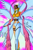 Angewomon angel of light