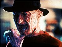 Freddy looking ticked