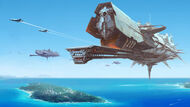 Sci-Fi-Battle-Space-Ship-Wallpaper