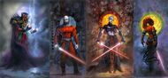 SithStar Wars Sith Lords Wallpaper by masterbarkeep