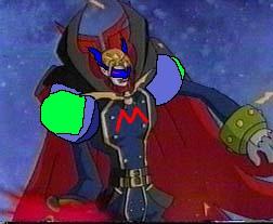 Myotismon ready attack super