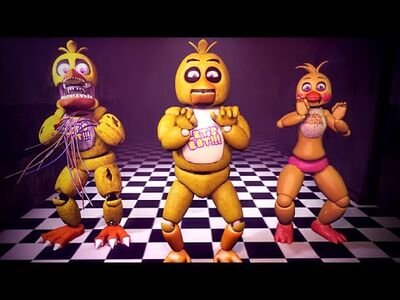 The Chica Dance