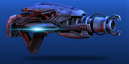 ME3 Geth Antivirus Heavy Weapon