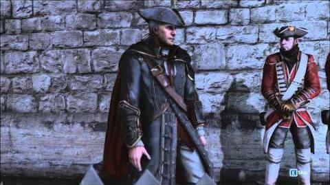 Assassin's Creed III - Connor and Haytham