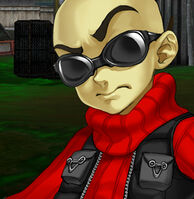 Numbuh 1 FusionFall