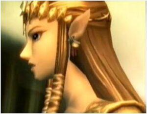 Zelda shocked