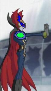 Myotismon defend super