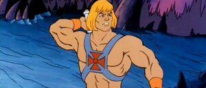 He-man grab sword