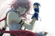 FFXIII Lightning Fanart 8