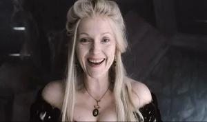 Lady Van Tassel smile