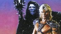 Skeletor & He-Man