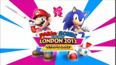 Mario & Sonic at the London 2012 Olympic Games - Rival - Dry Bowser