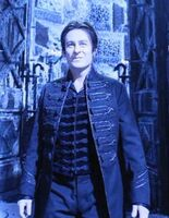 Dracula arrives